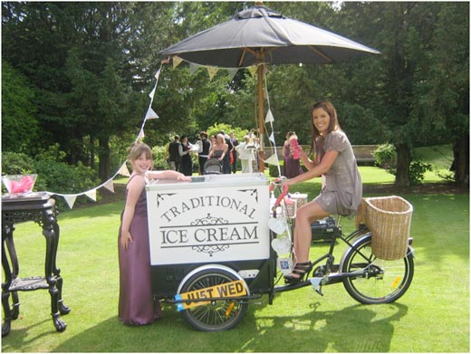 Ice Cream Bicycle Hire London Bicycle Model Ideas